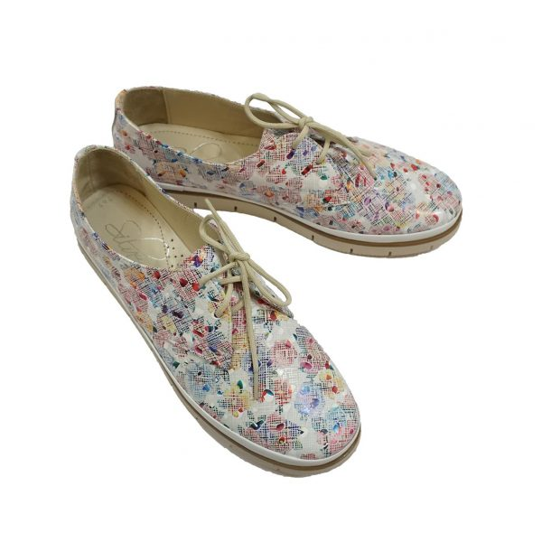 дамски-обувки-силвер-шарени