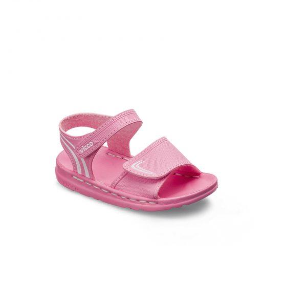 бебешки-сандали-вико-розов