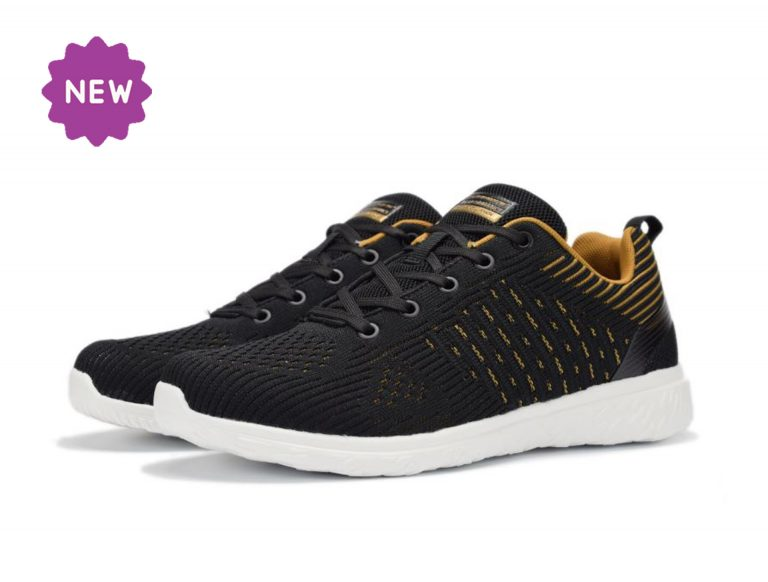 дамски-маратонки-черни+златно-1