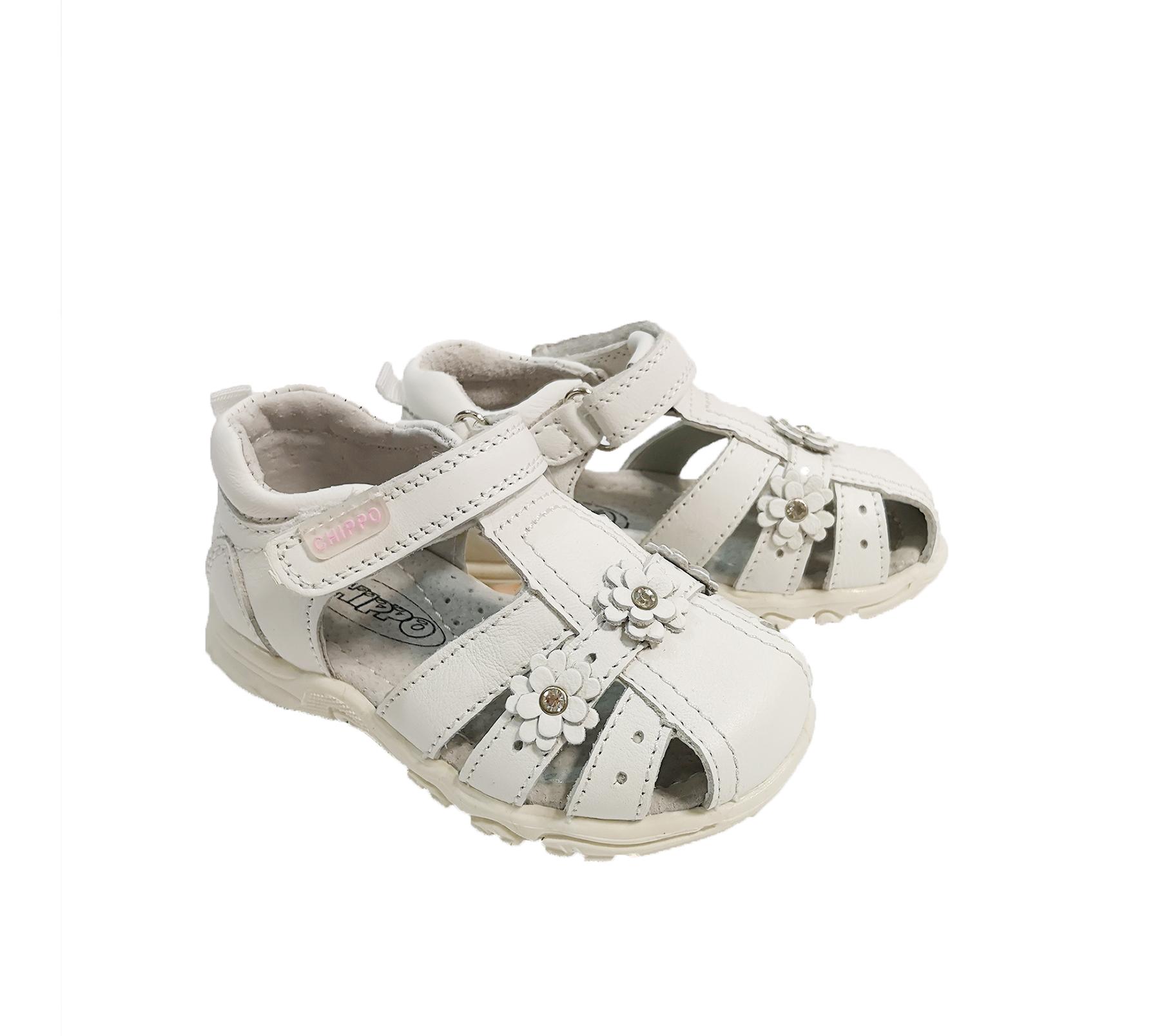 2d0be188683 Детски сандали CHIPPO-CH-923966-2-WHITE-19-(21-25) | Обувки - Детски ...