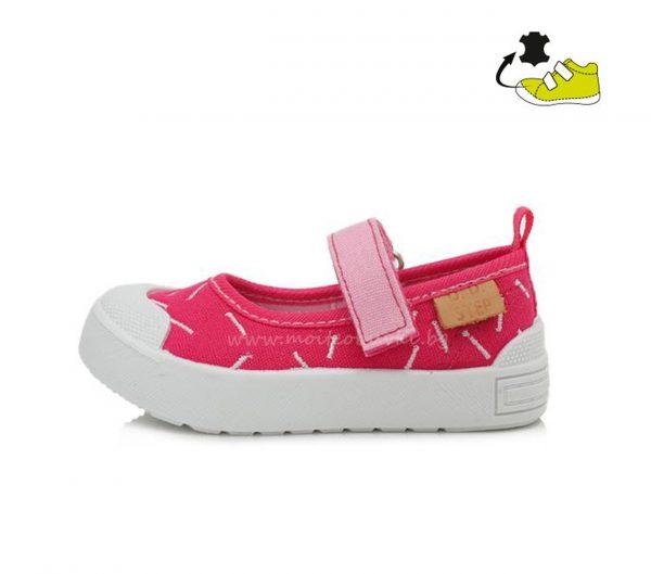 D.D.STEP-детски-гуменки-момиче-розови-20-2