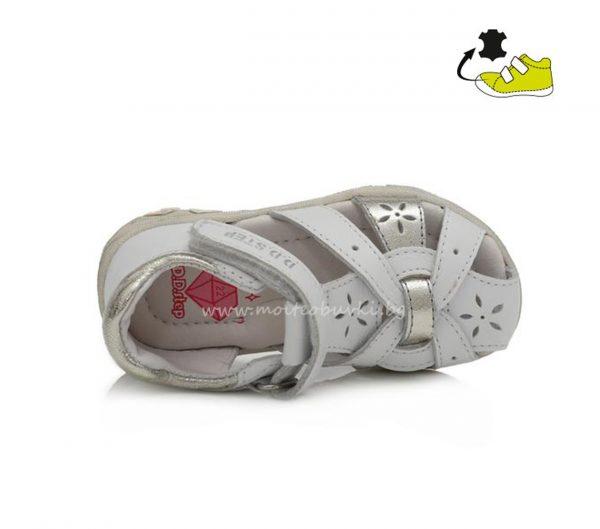 детски-сандали-бело-сребро-D.D.STEP-20-4