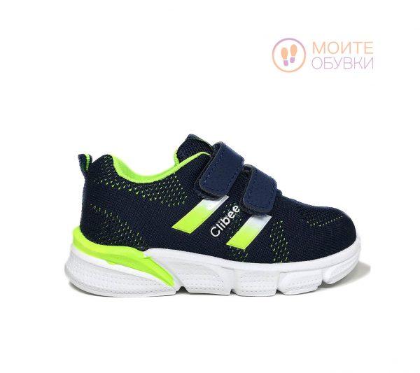 clibee-детски-маратонки-текстил-момче-сини-зелено-21-1