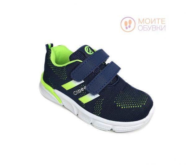 clibee-детски-маратонки-текстил-момче-сини-зелено-21-2
