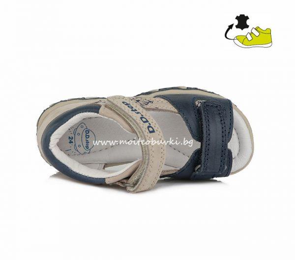 D.D.STEP-сандали-момче-сиви-21-3